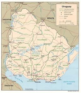 mapa_politico_uruguay_1995