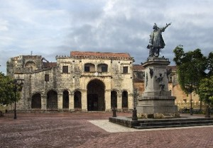plaza-de-colon-en-santo-domingo