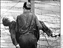 first berlin wall death